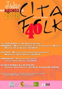 Jódar @ CITA FOLK | Jódar | Andalucía | España