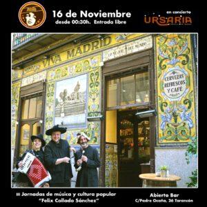 TARANCÓN @ Abierto Bar | Tarancón | Castilla-La Mancha | España
