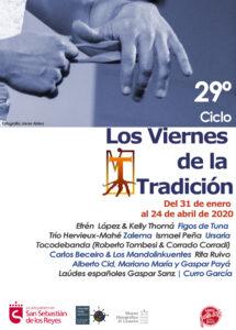 LOS VIERNES DE LA TRADICIÓN @ San Sebastián de los Reyes | San Sebastián de los Reyes | Comunidad de Madrid | España