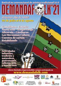 DEMANDAFOLK @ Castilla y León   España