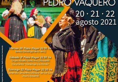 URSARIA en FESTIVAL «PEDRO VAQUERO» CANDELEDA